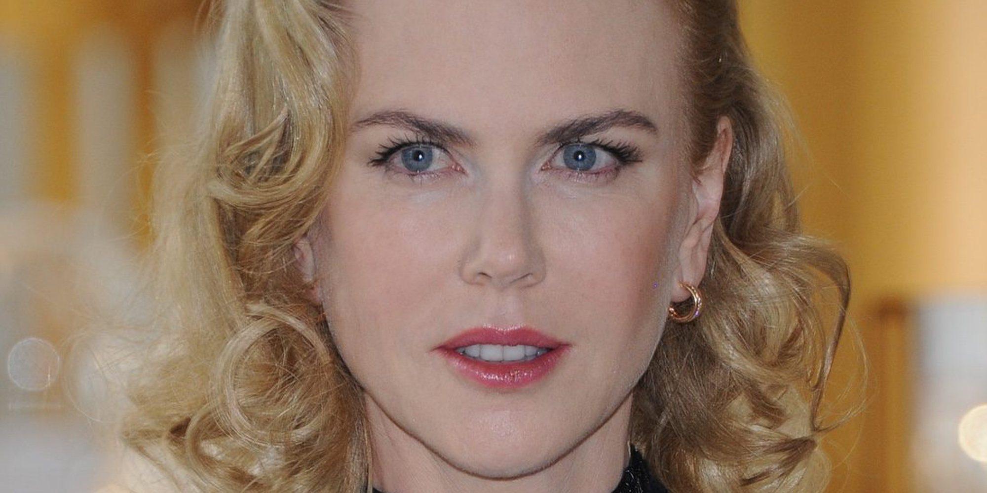 """Nicole Kidman y las ventajas de casarse con Tom Cruise: """"Me protegía de ser acosada sexualmente"""""""