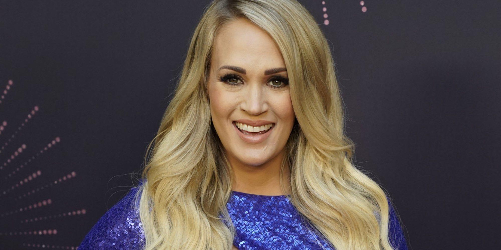 """La reivindación de Carrie Underwood: """"No estás aquí porque seas una mujer, estás porque eres buena"""""""