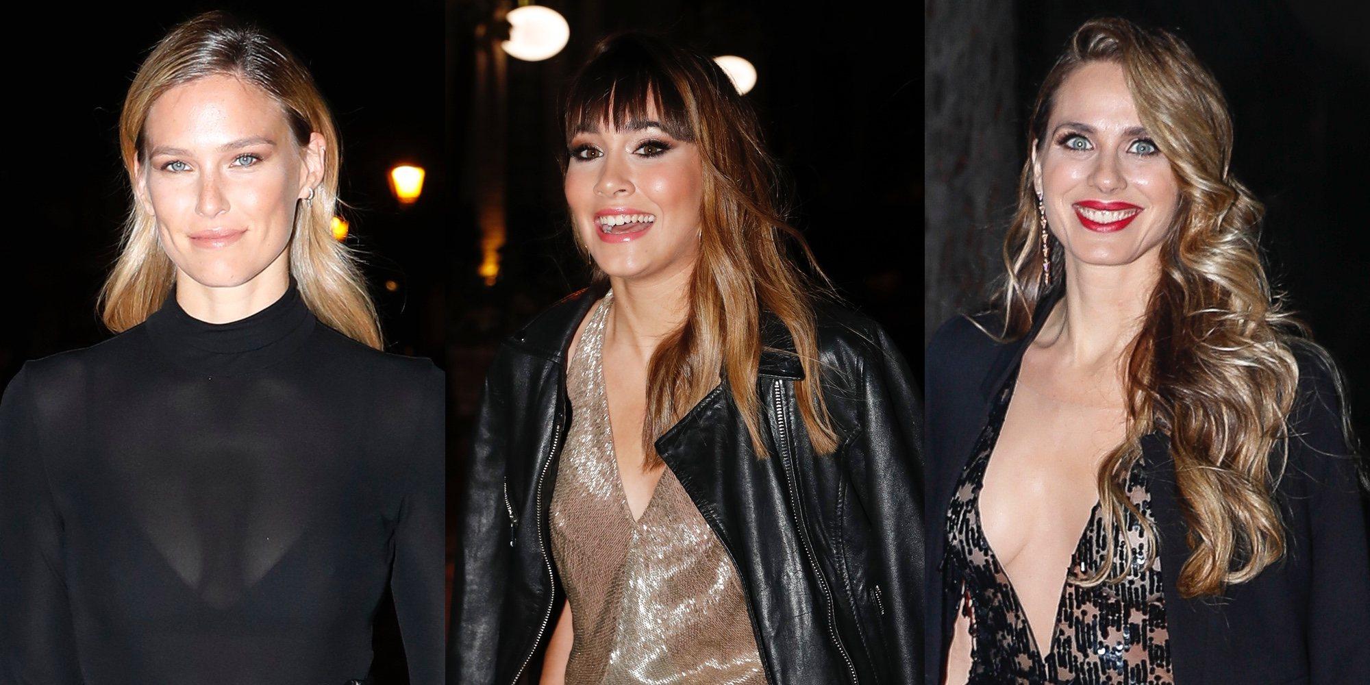 Bar Refaeli, Aitana Ocaña o Vanesa Romero brillan con luz propia en los Premios Cosmopolitan 2018