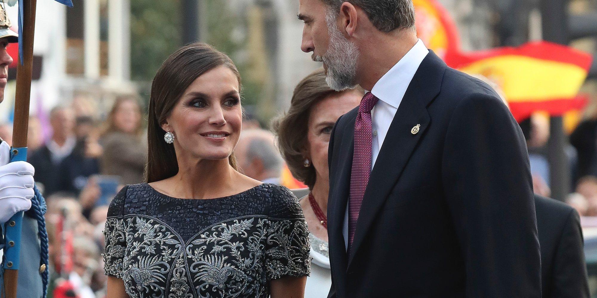 El discurso de Martin Scorsese y una radiante Reina Letizia protagonizan los Premios Princesa de Asturias 2018