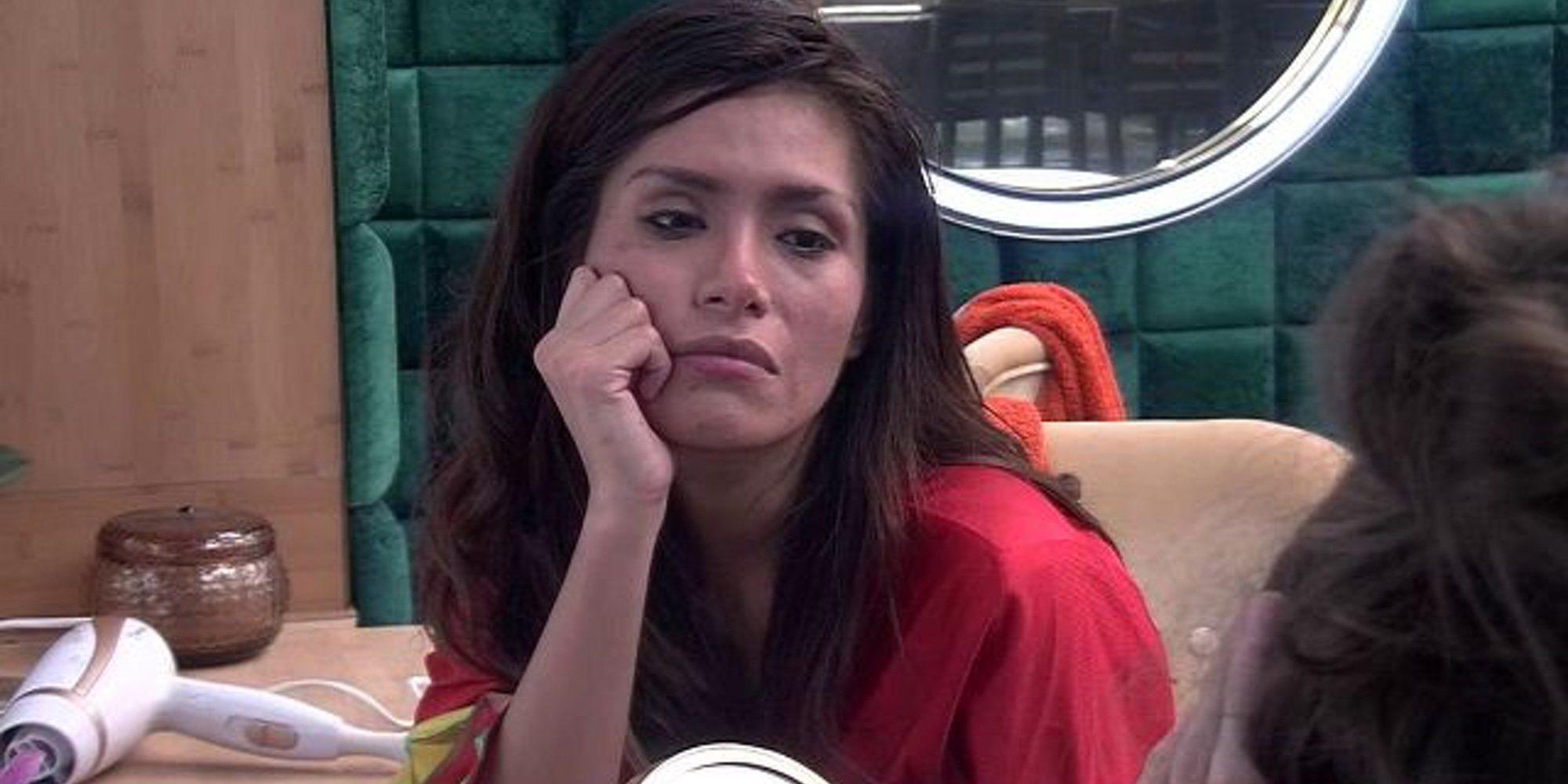 """Miriam Saavedra se derrumba en 'GH VIP 6': """"No me quiero ir porque fuera tengo cosas peores"""""""