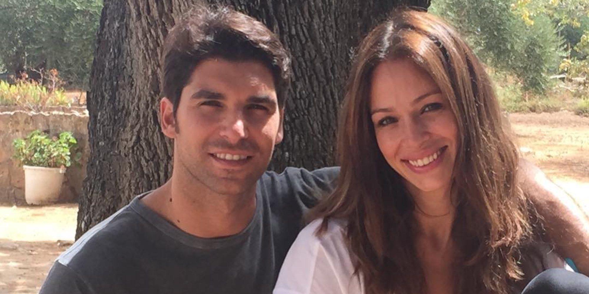 Eva González y Cayetano Rivera disfrutan de una bonita boda entre amigos