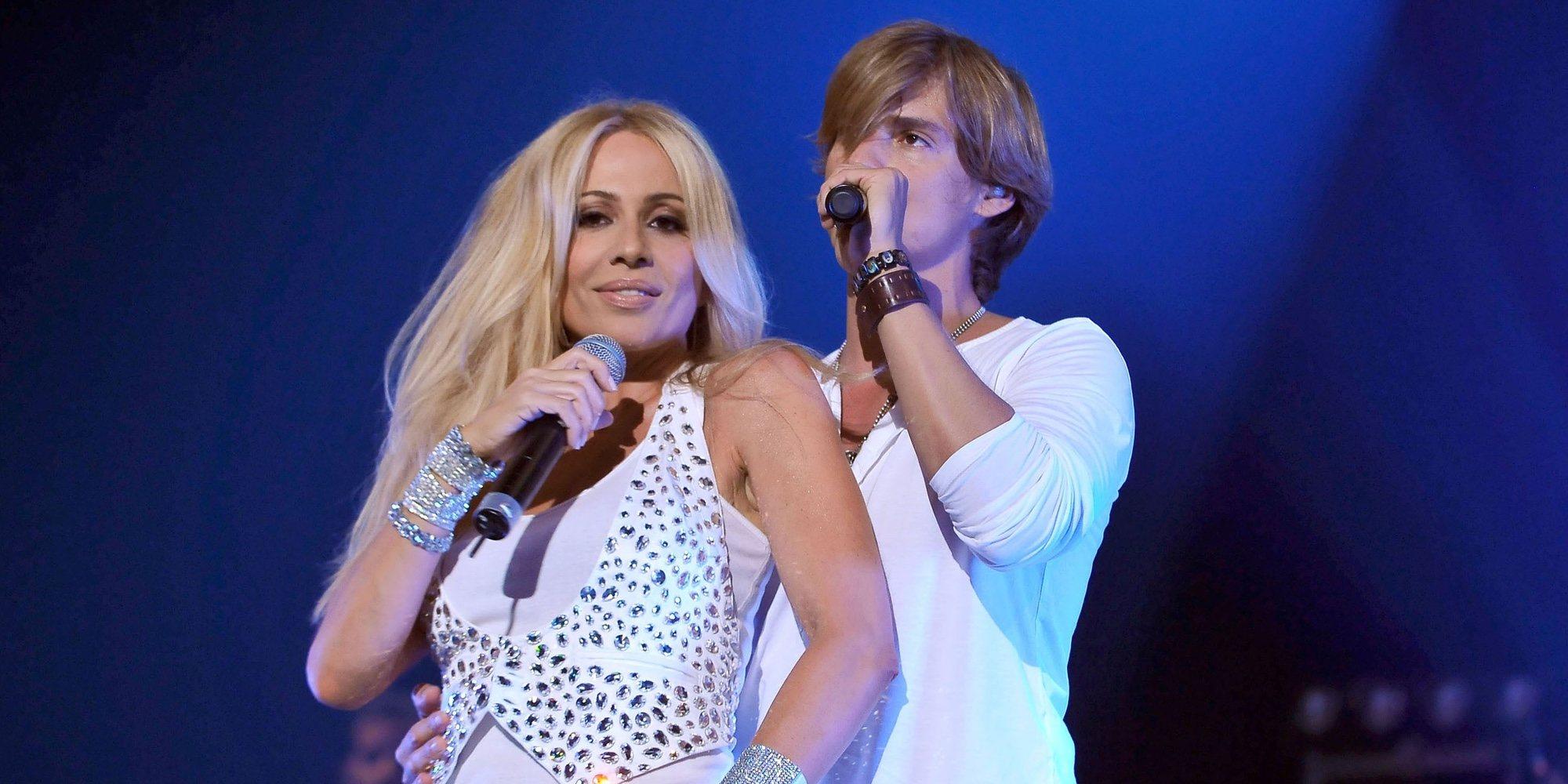 Marta Sánchez y Carlos Baute vuelven a cantar juntos con 'Te sigo pensando'