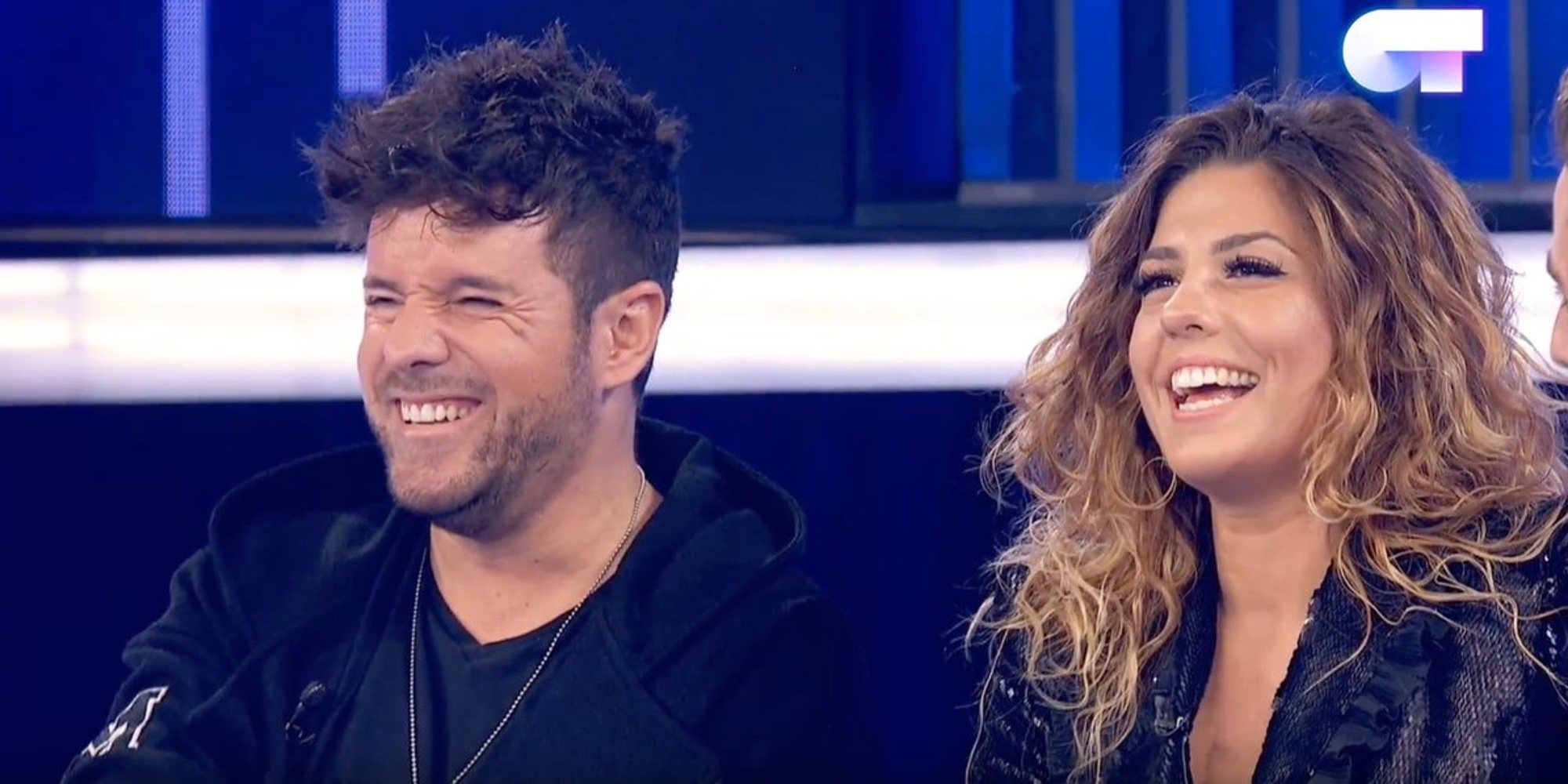 La reacción de Pablo López y Miriam Rodríguez sobre su colaboración que ha levantado sospechas en 'OT 2018'