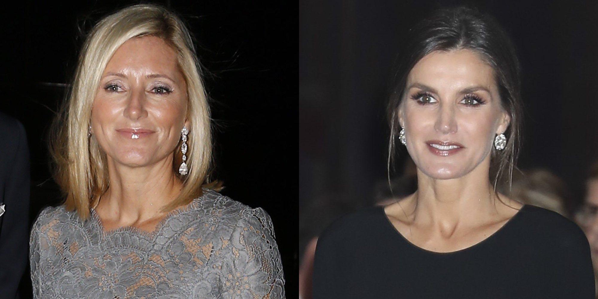 El evento donde podría tener lugar el reencuentro más incómodo de la Reina Letizia con Marie Chantal