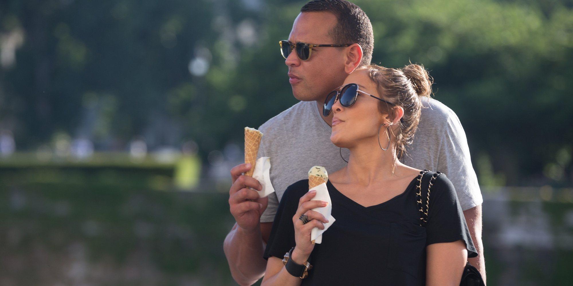 Jennifer Lopez y Alex Rodríguez podrían estar comprometidos