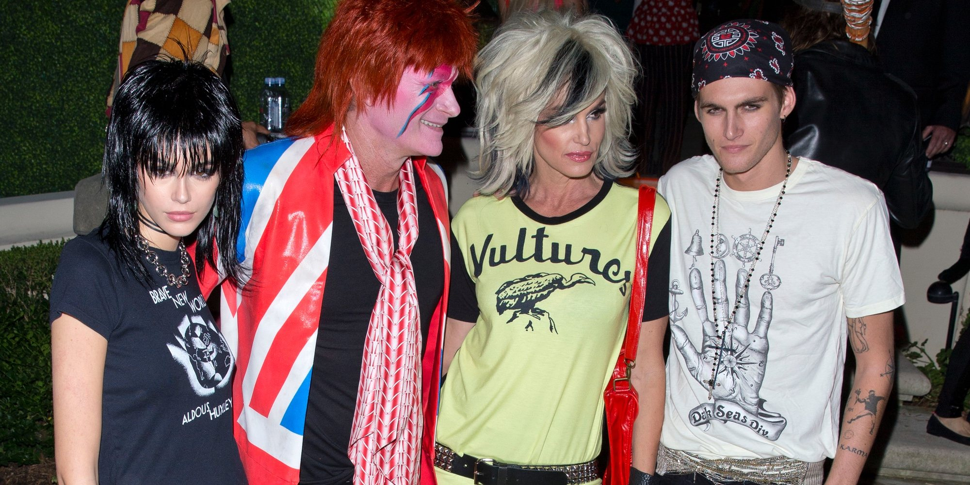 Cindy Crowford, Olympia de Grecia o Dulceida: Así es como los famosos celebran la fiesta de Halloween