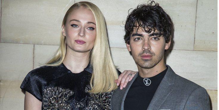 Joe Jonas se disfraza de Sansa Stark para celebrar Halloween con Sophie Turner