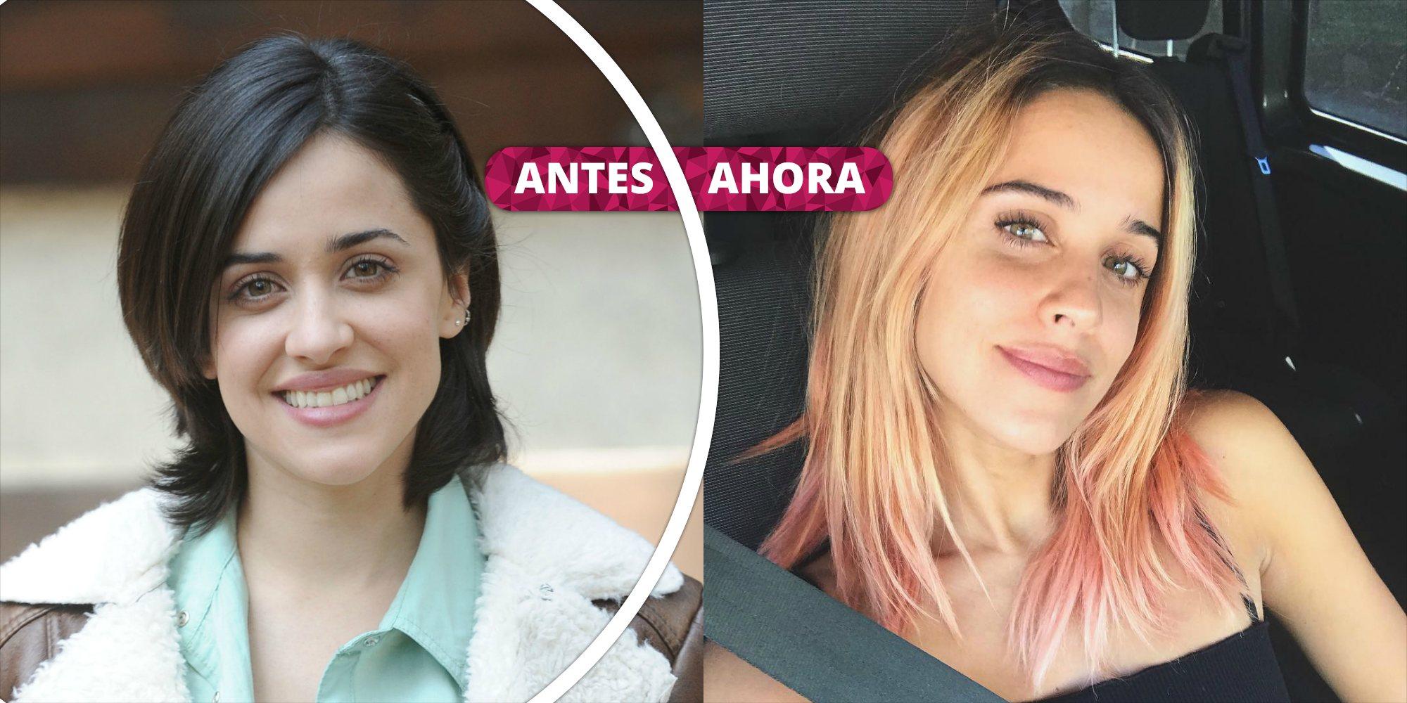 Así ha cambiado Macarena García: La transformación de una actriz nacida para el éxito
