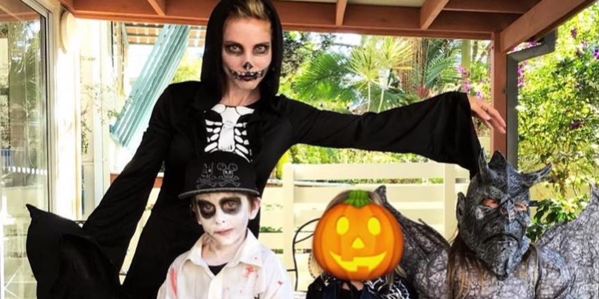 Adriana Abenia, Elsa Pataky y Alejandra Rubio se preparan para celebrar Halloween 2018