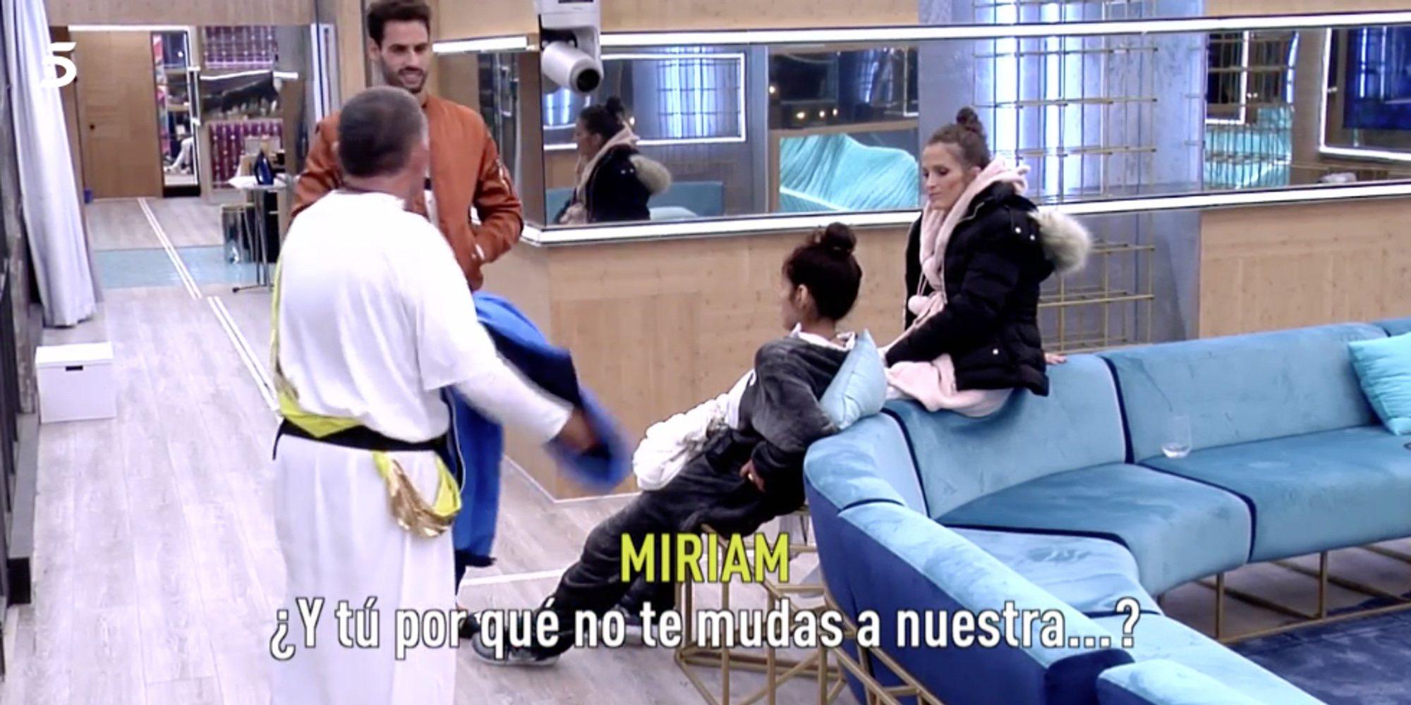 """Asraf Beno se une al grupo de Verdeliss, El Koala y Miriam Saavedra en 'GH VIP 6': """"Contad conmigo"""""""
