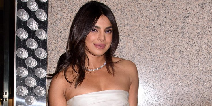 Priyanka Chopra, criticada por usar un vestido diseñado por la exmujer de Harvey Weinstein