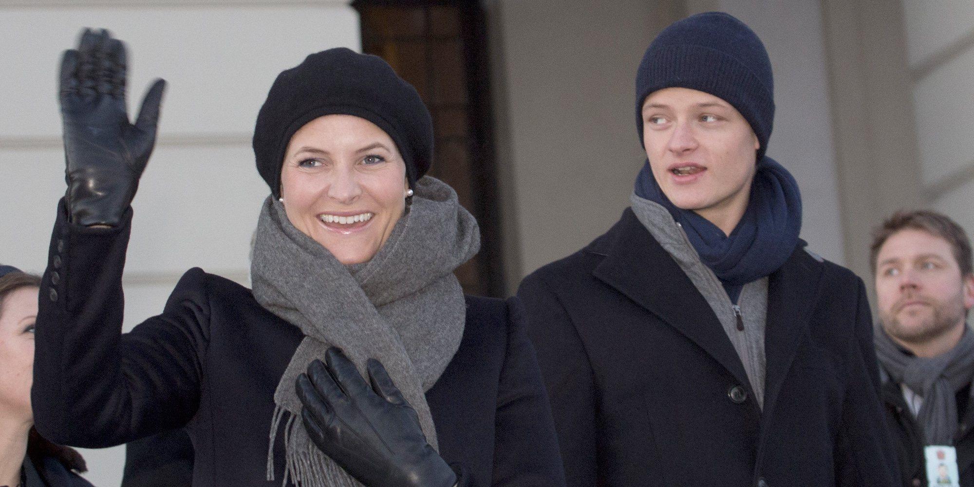 Marius Borg regresa a Oslo para estar con Mette-Marit de Noruega tras conocerse que sufre fibrosis pulmonar