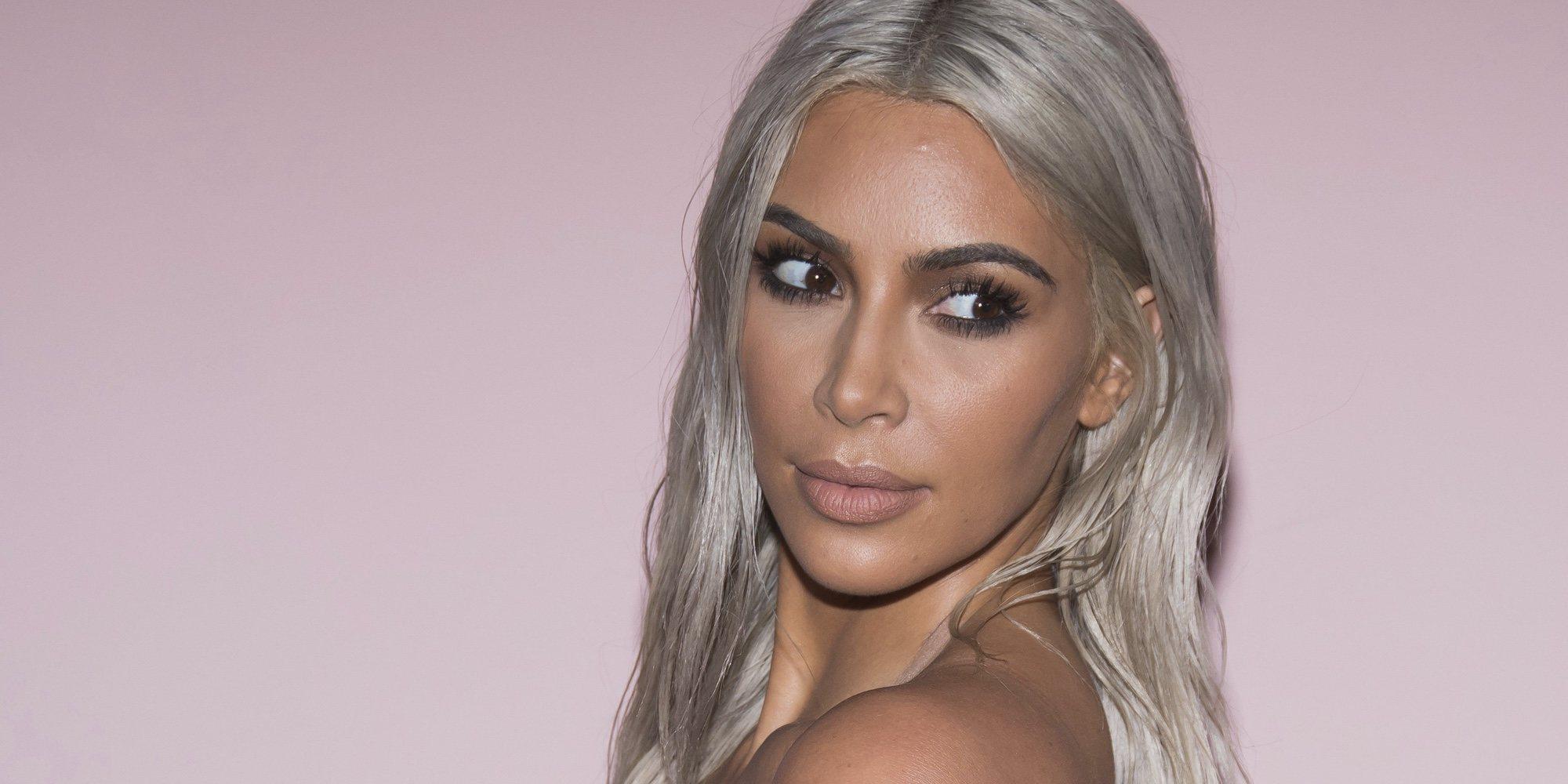 Kim Kardashian se disculpa por utilizar la palabra 'retrasado' durante una fiesta de Halloween