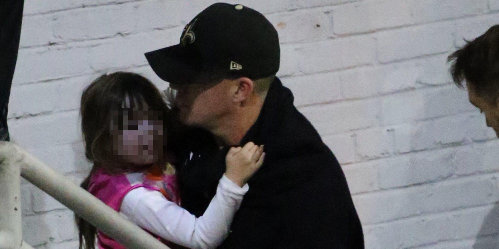 Channing Tatum lleva a su hija a un concierto de Jessie J