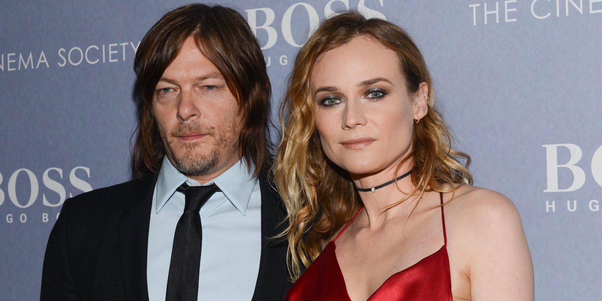 Diane Kruger y Norman Reedus han sido padres de su primer hijo en común