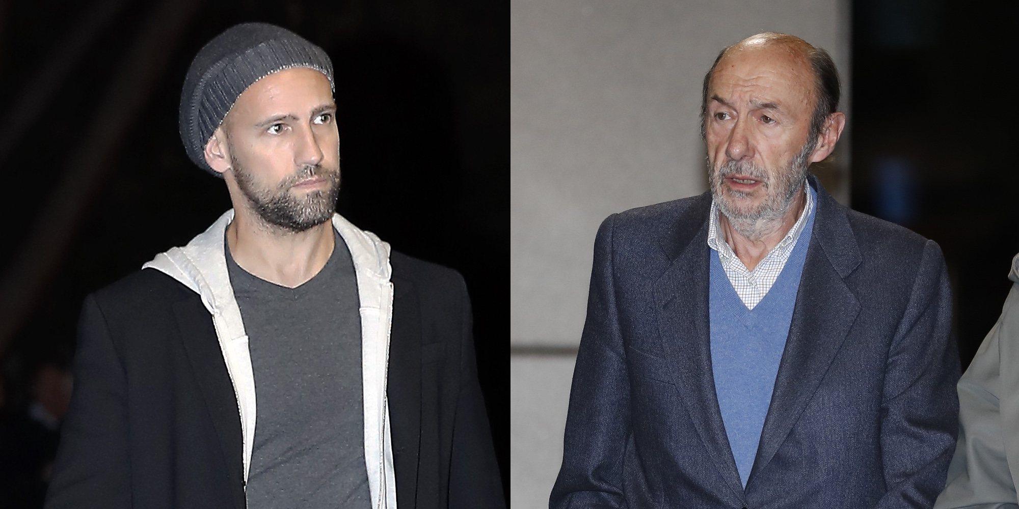 Gonzalo Miró, Alfredo Pérez Rubalcaba y otros famosos se despiden de Álvaro de Luna