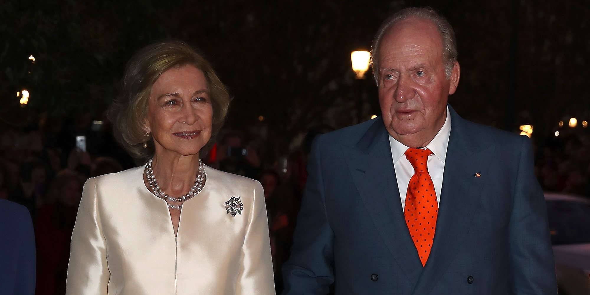 La Reina Sofía, la gran protagonista en el concierto en su honor por su 80 cumpleaños