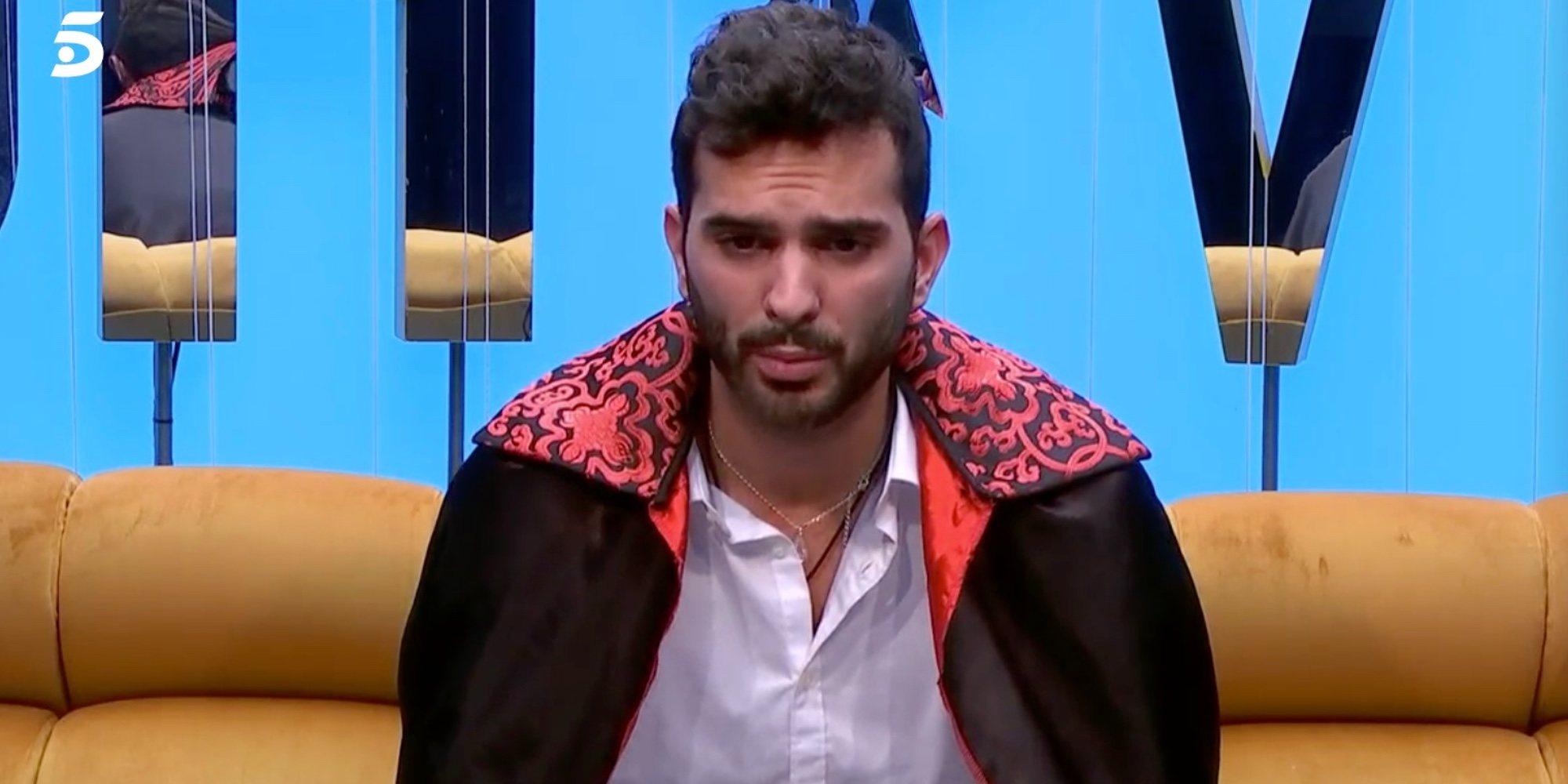 """Suso Álvarez no da crédito al cambio de actitud de Aurah Ruiz en 'GH VIP 6': """"No la reconozco"""""""