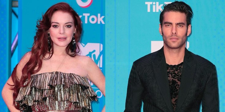 Lindsay Lohan, Jon Kortajarena,... así fue la alfombra roja de los MTV EMAs 2018 en Bilbao