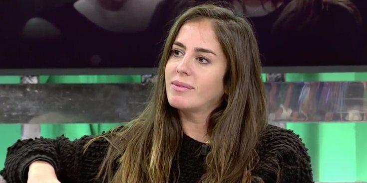 """Anabel Pantoja acude a 'Sálvame' sin maquillaje: """"No me vayáis a enfocar de frente"""""""
