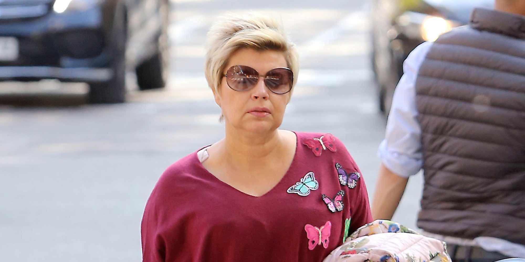 Terelu Campos desmiente que tenga que volver a operarse tras someterse a una doble mastectomía