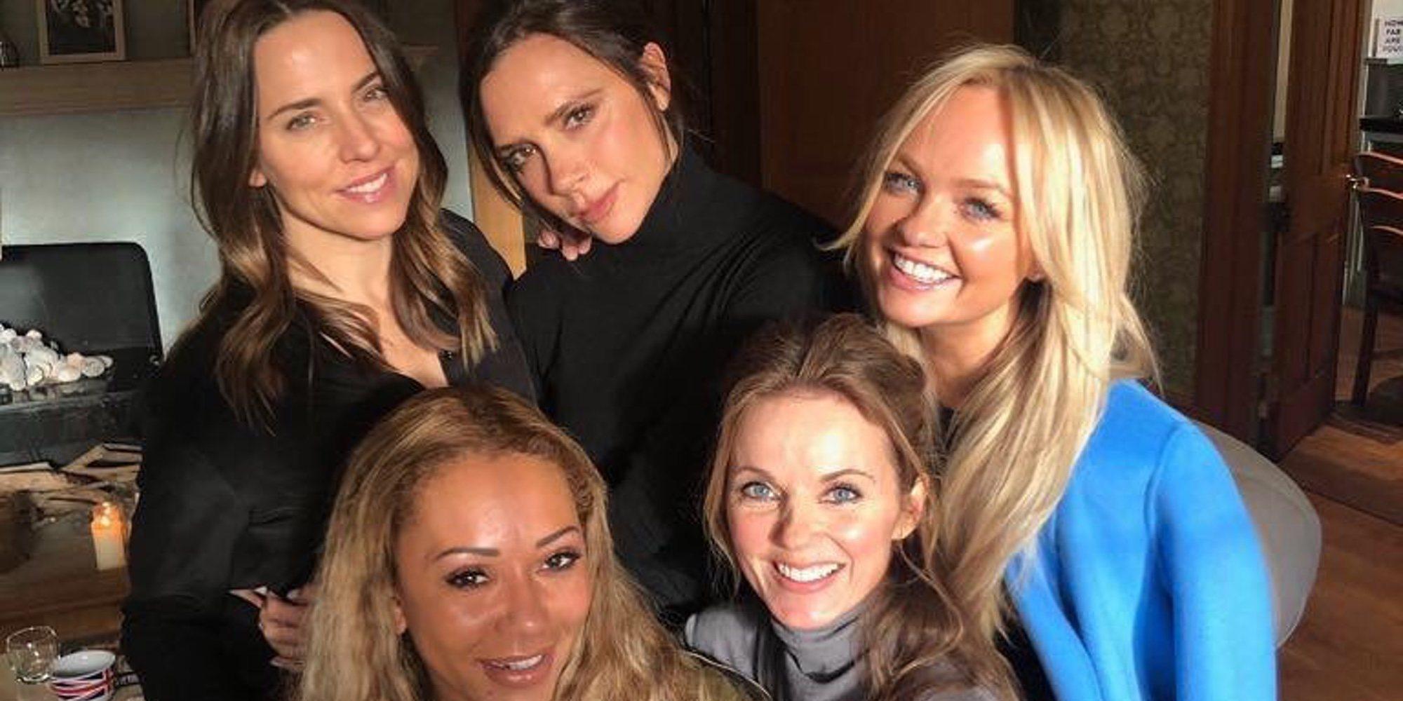 Adele, emocionada con la vuelta de las Spice Girls al escenario