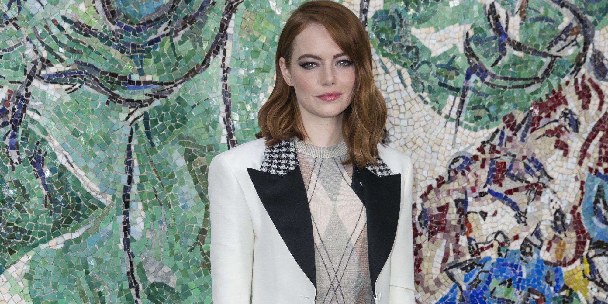 Conoce a Emma Stone a raíz de estas 30 curiosidades