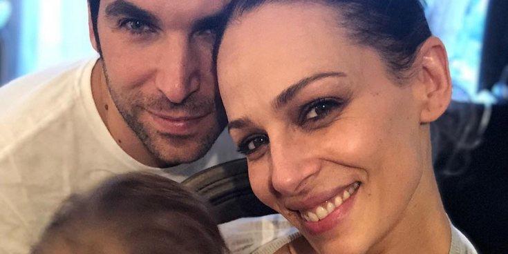 """Eva González celebra su primer cumpleaños como mamá: """"Con mi chico y mi marido llenándome de amor"""""""