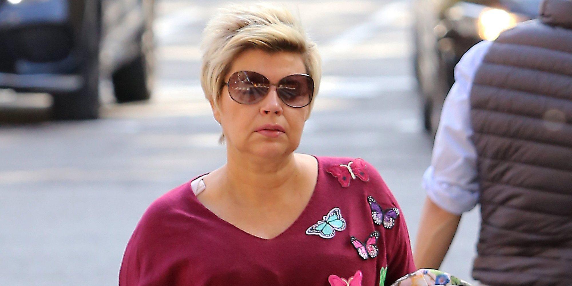 Terelu Campos tendrá que volver a ser operada del pecho