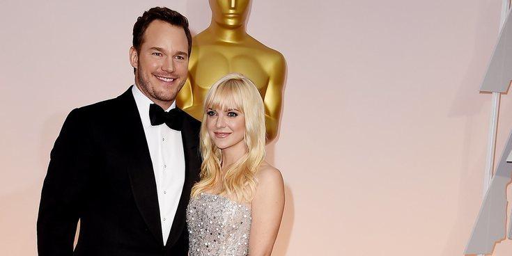 Salen a la luz los detalles del divorcio de Anna Faris y Chris Pratt