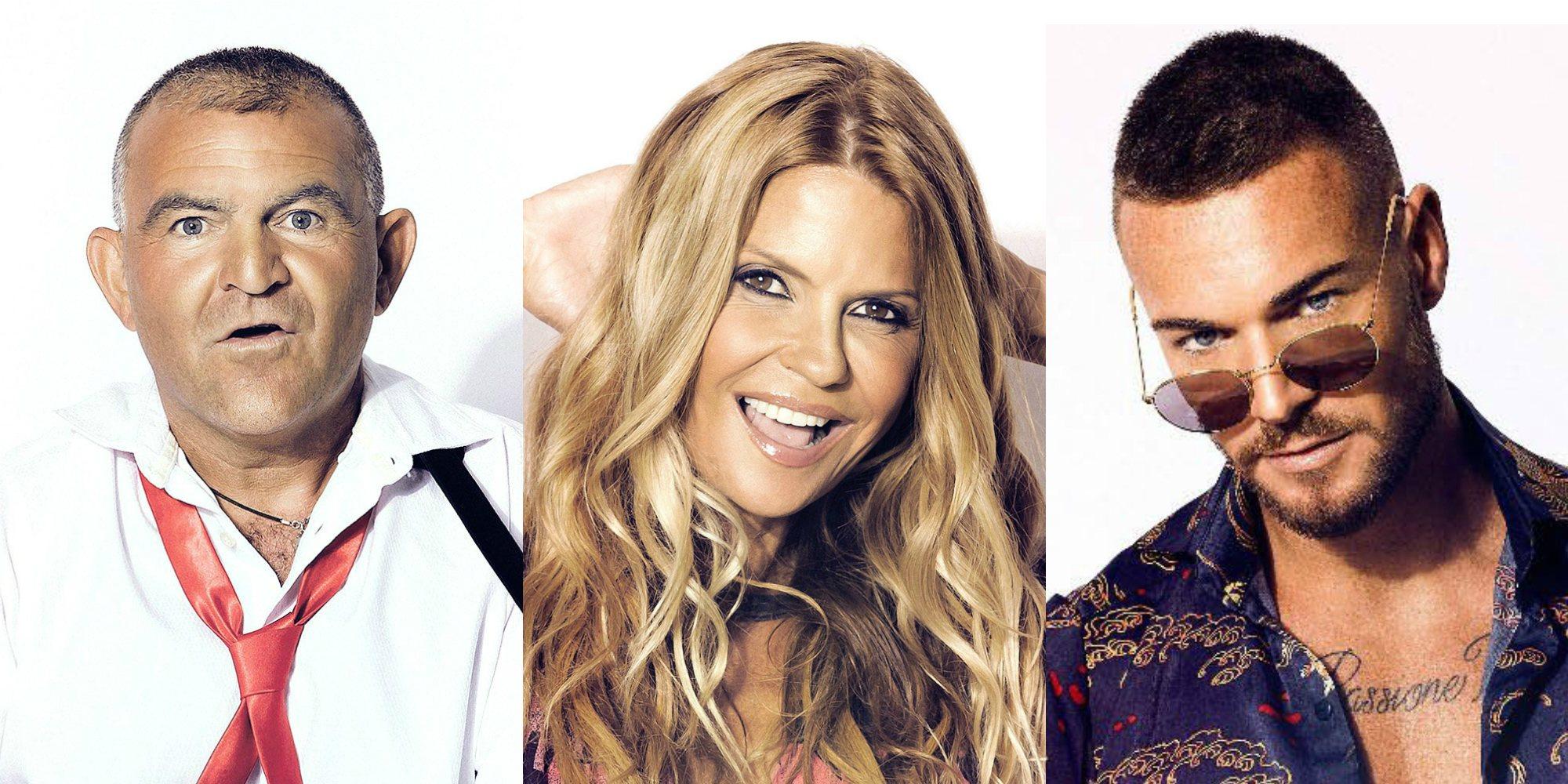 El Koala, Makoke y Tony Spina son los nuevos nominados de 'GH VIP 6'