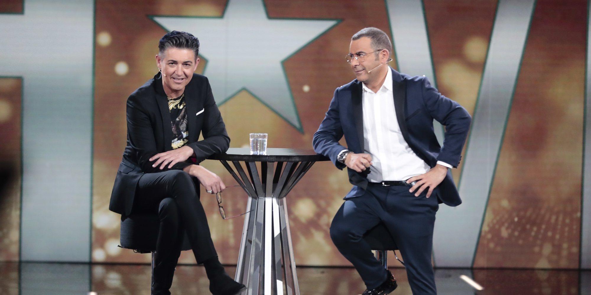 """Jorge Javier Vázquez estalla contra Ángel Garó: """"A lo mejor sí que necesitas unas clases de educación"""""""
