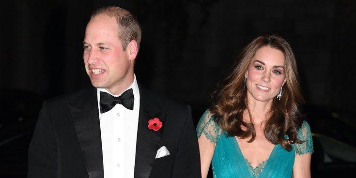 Los Duques de Cambridge reivindican su lugar en la gala de premios Tusk Awards 2018