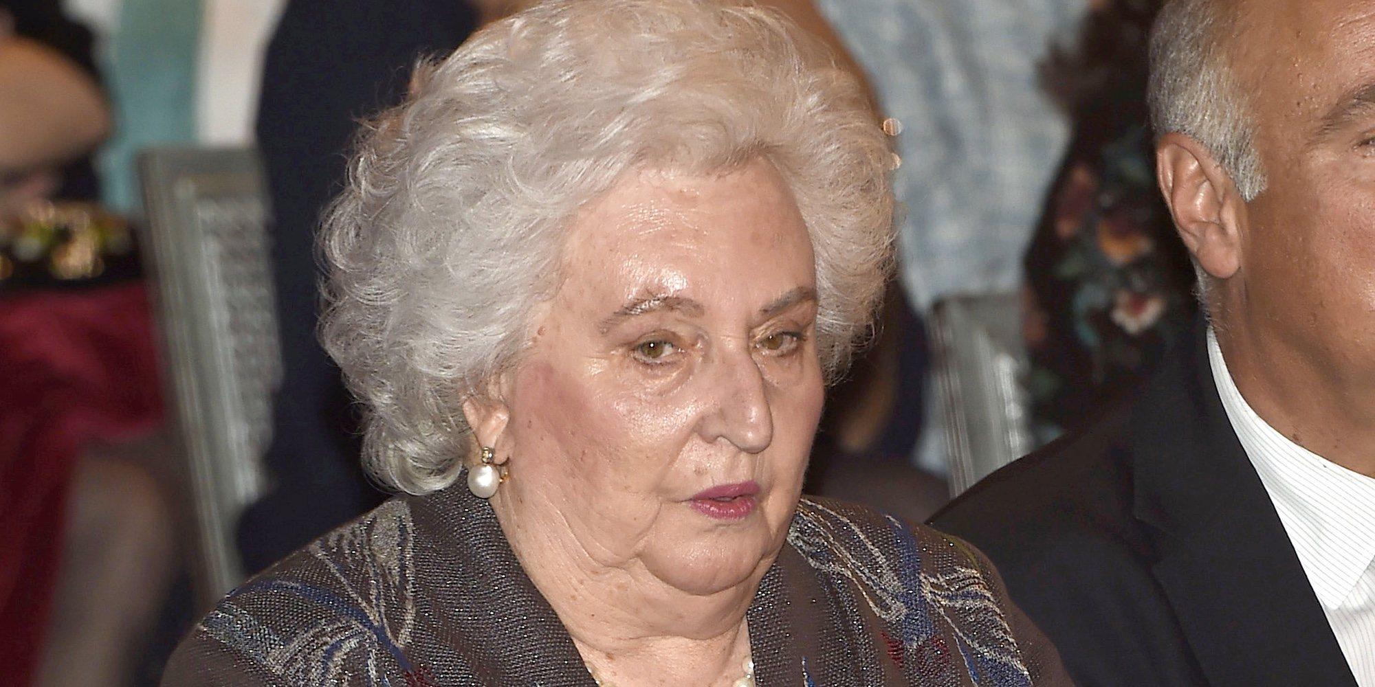 La Infanta Pilar, harta de los ataques que recibe la Infanta Cristina