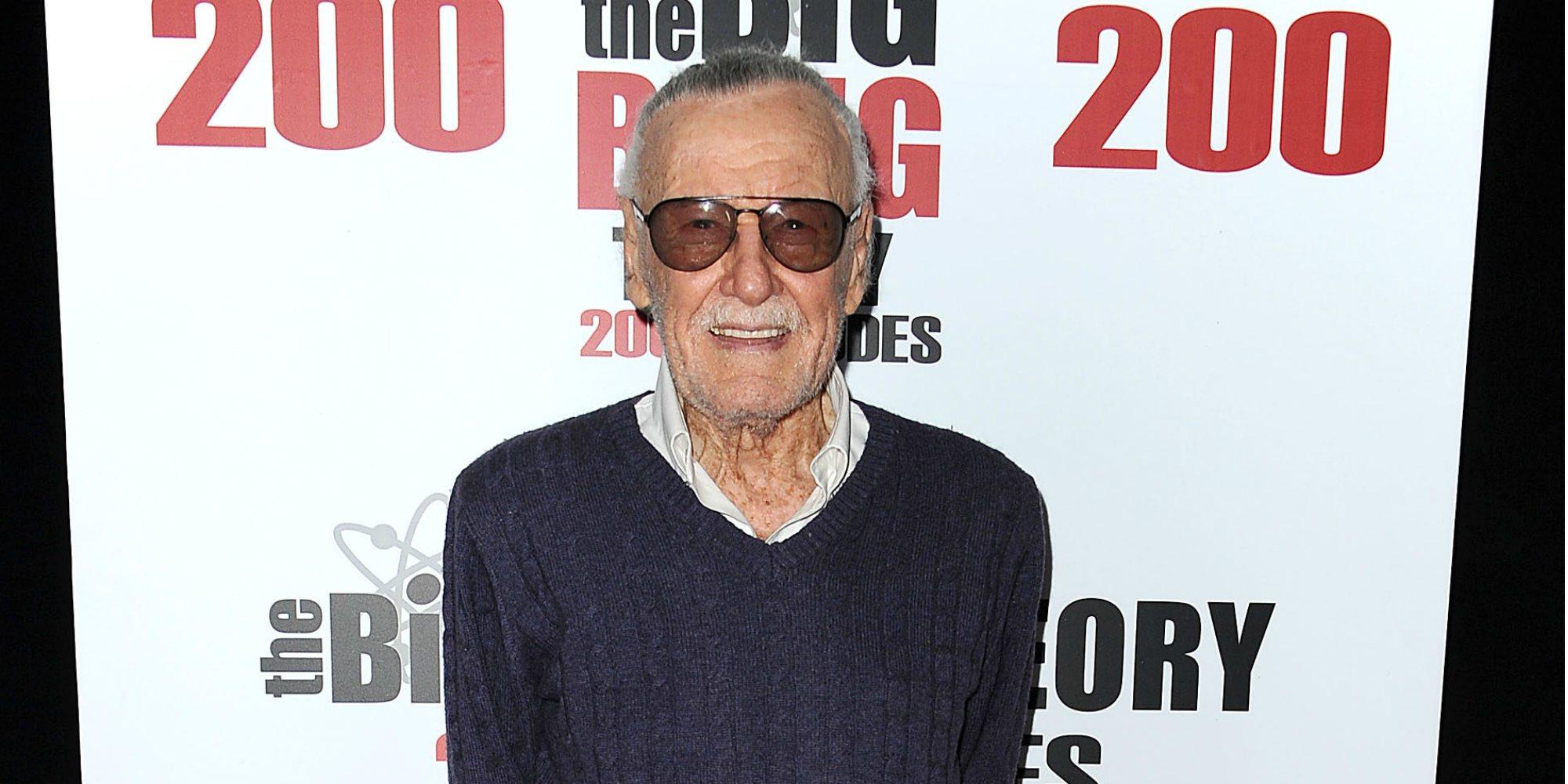 Muere Stan Lee, creador de Spider-Man y Hulk, a los 95 años