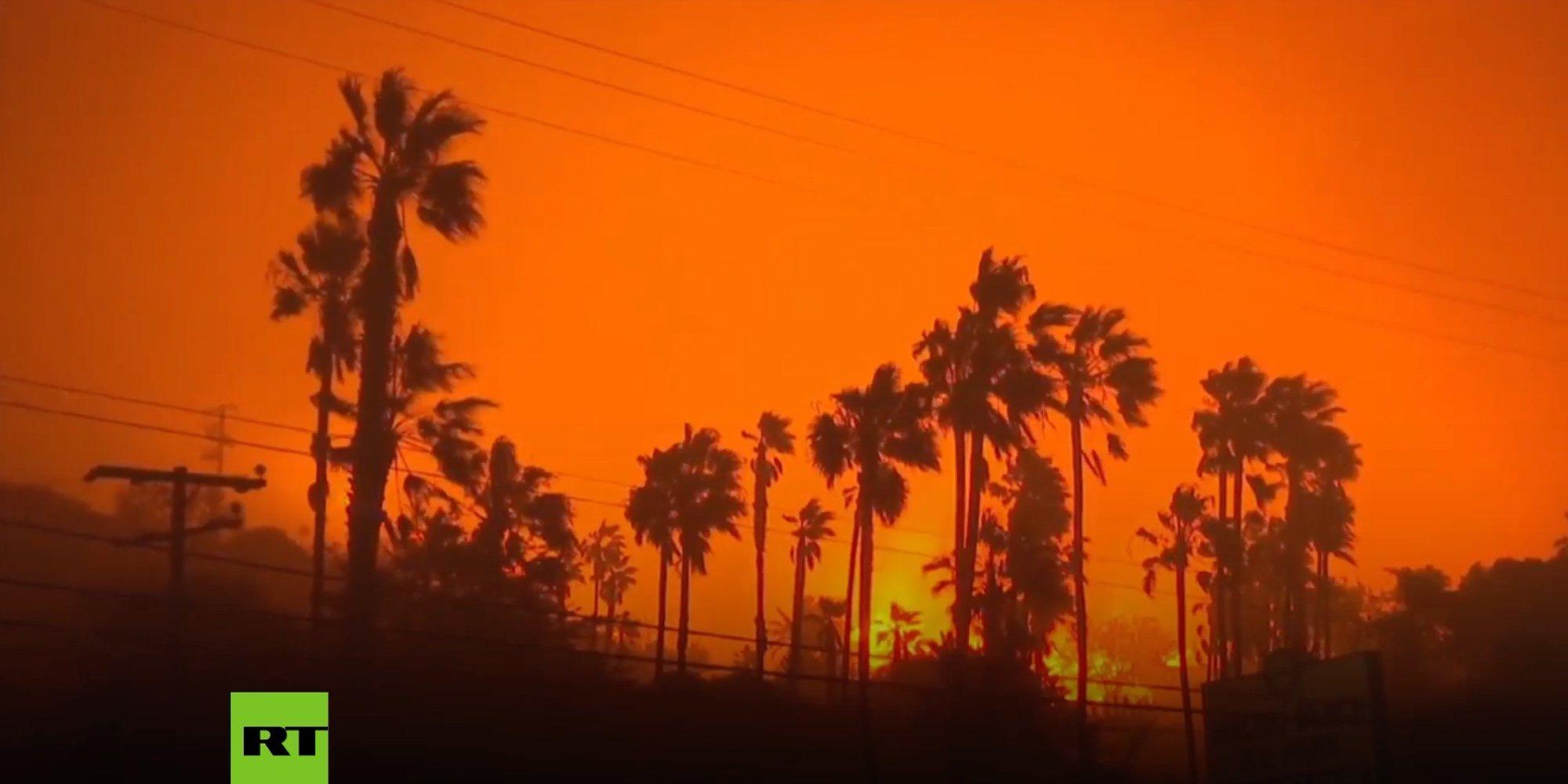 Kendall Jenner cuenta cómo ha vivido la familia la evacuación de sus casas por el incendio de California