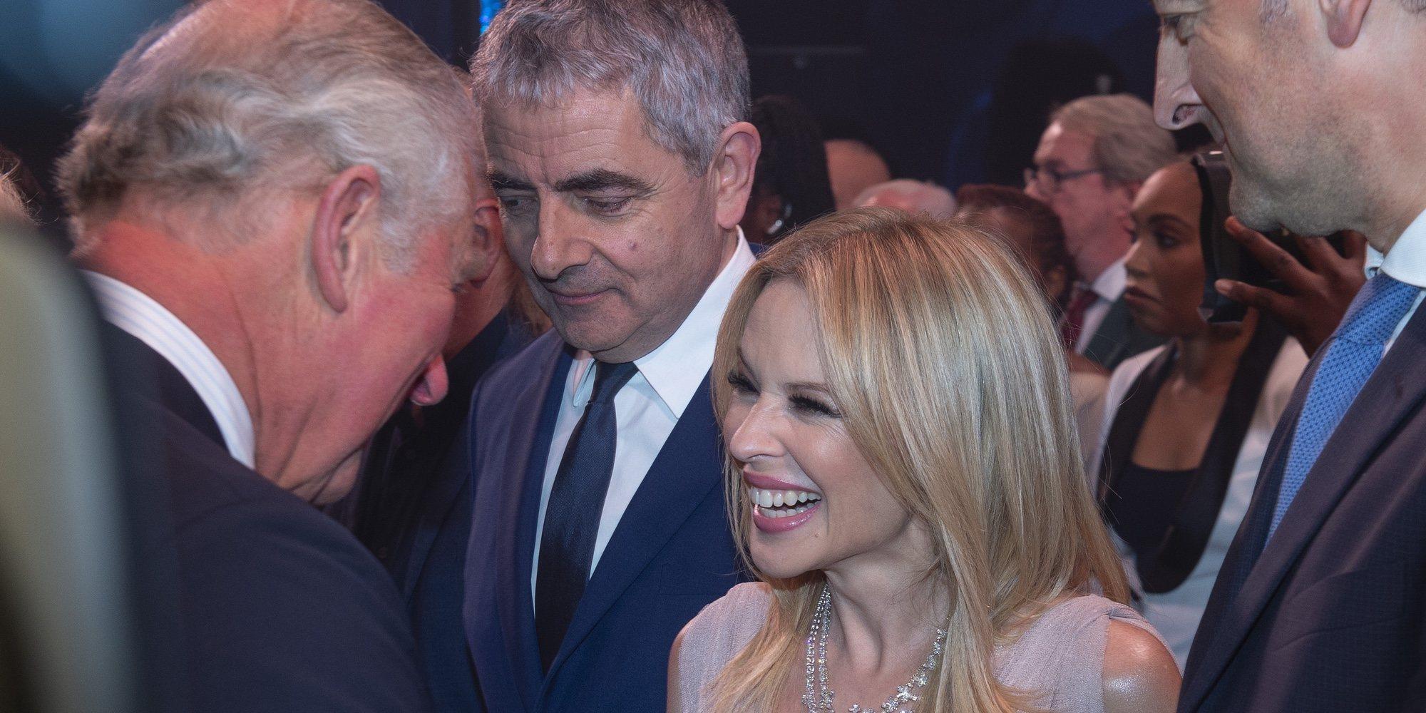 Mr. Bean, Kylie Minogue y Cheryl Cole: los famosos felicitan al Príncipe Carlos por su cumpleaños