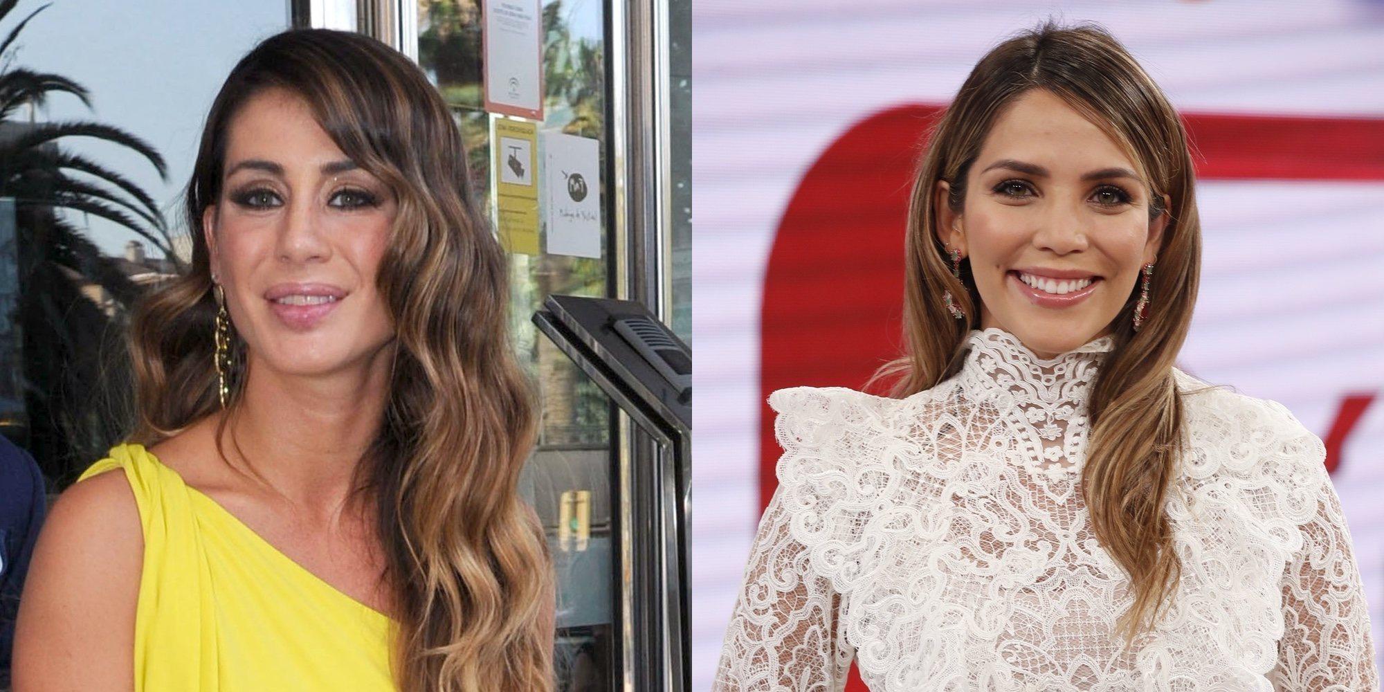 """Rosanna Zanetti responde a Elena Tablada: """"Ni a mí ni a un bebé en camino nos hacen bien esas cosas"""""""