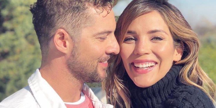 David Bisbal y Rosanna Zanetti anuncian el sexo del bebé que esperan