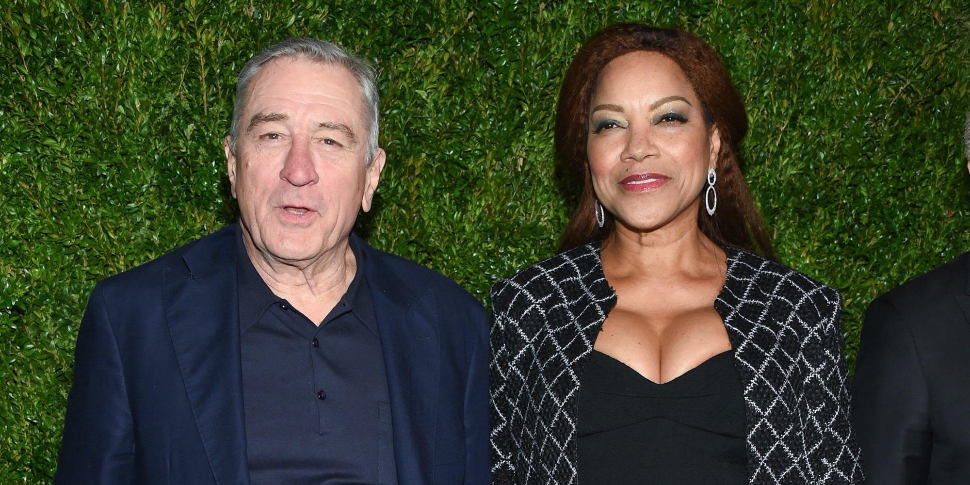 Robert De Niro y Grace Hightower se separan tras 20 años de matrimonio
