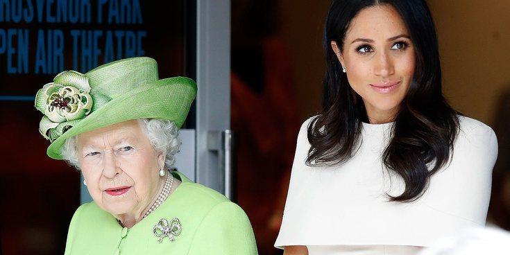 La Reina Isabel y Meghan Markle: todos los problemas que han provocado su distanciamiento