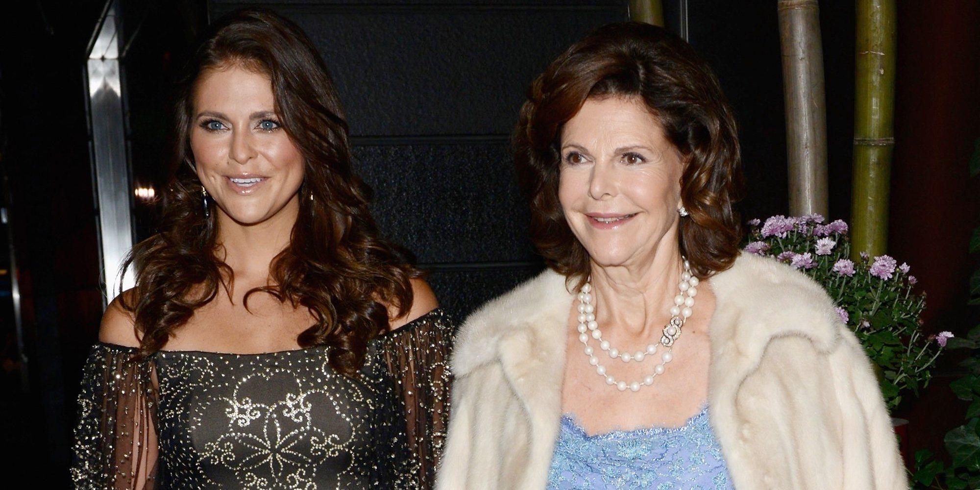 Los planes de Magdalena de Suecia para hacer feliz a la Reina Silvia por su 75 cumpleaños