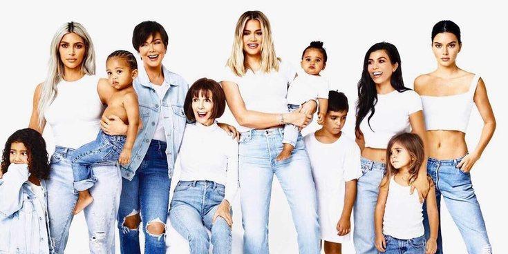 El Christmas de la familia Kardashian Jenner, ¿en peligro?