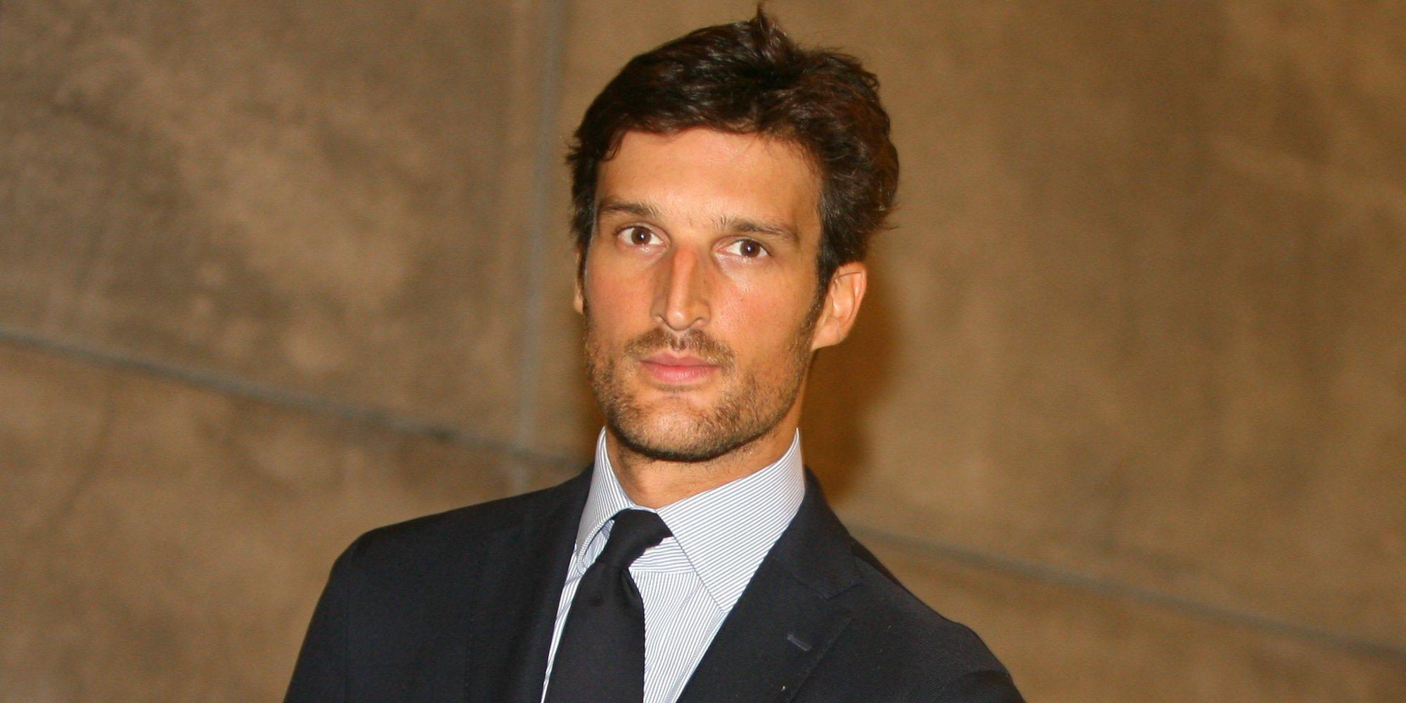 Así es Rafa Medina, el elegante hijo de Naty Abascal y atractivo Duque de Feria
