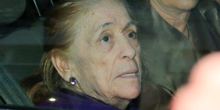 La madre Isabel Pantoja recibe el alta médica y se recupera en Cantora tras una semana hospitalizada