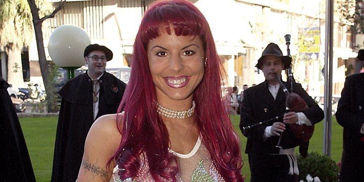 Qué fue de... Chiqui Martí, la conocida bailarina de 'Crónicas Marcianas'