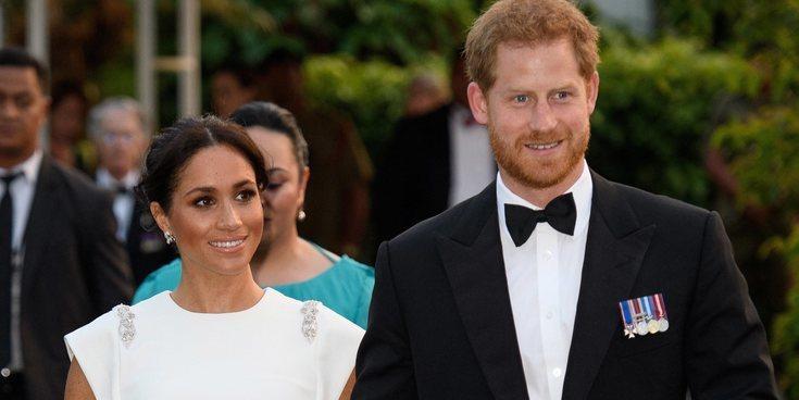 El Príncipe Harry y Meghan Markle hacen las maletas y se mudan antes de ser padres