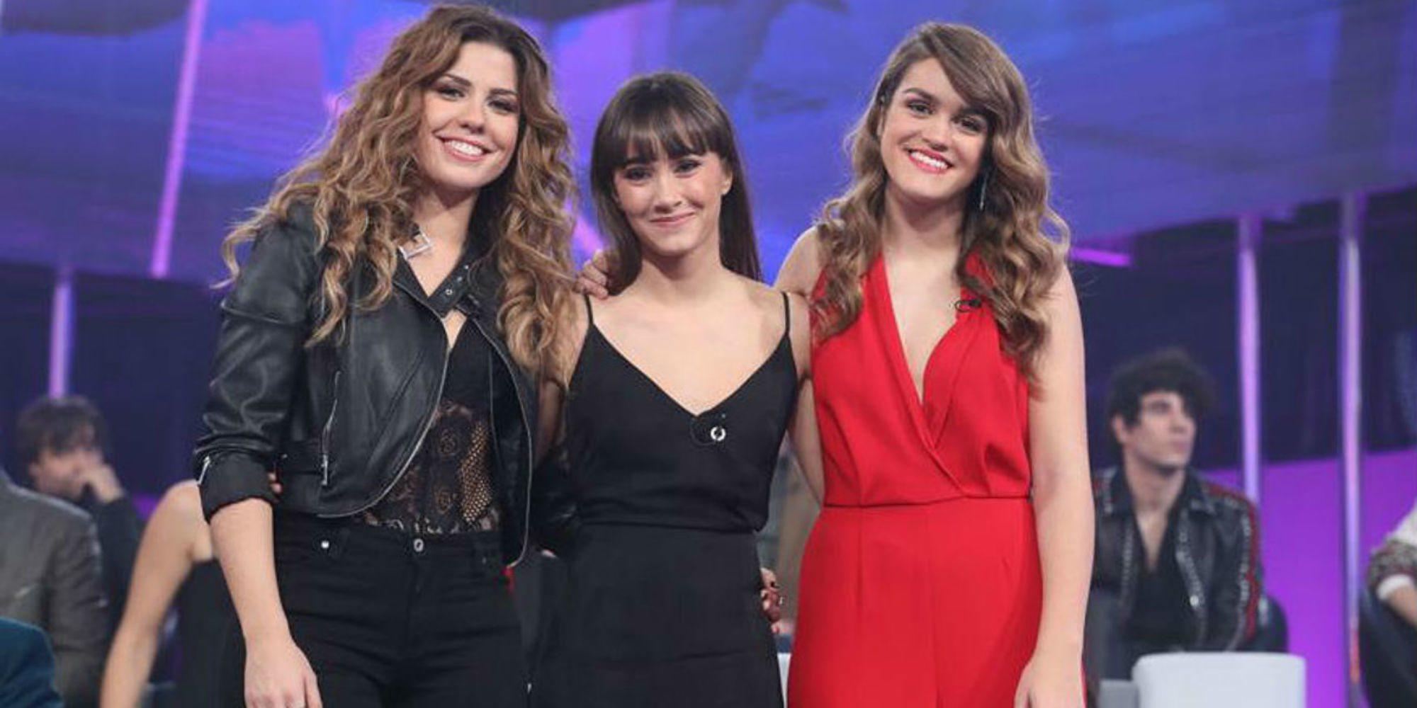 Amaia Romero, Aitana Ocaña y Miriam Rodríguez, protagonistas de las novedades musicales de la semana