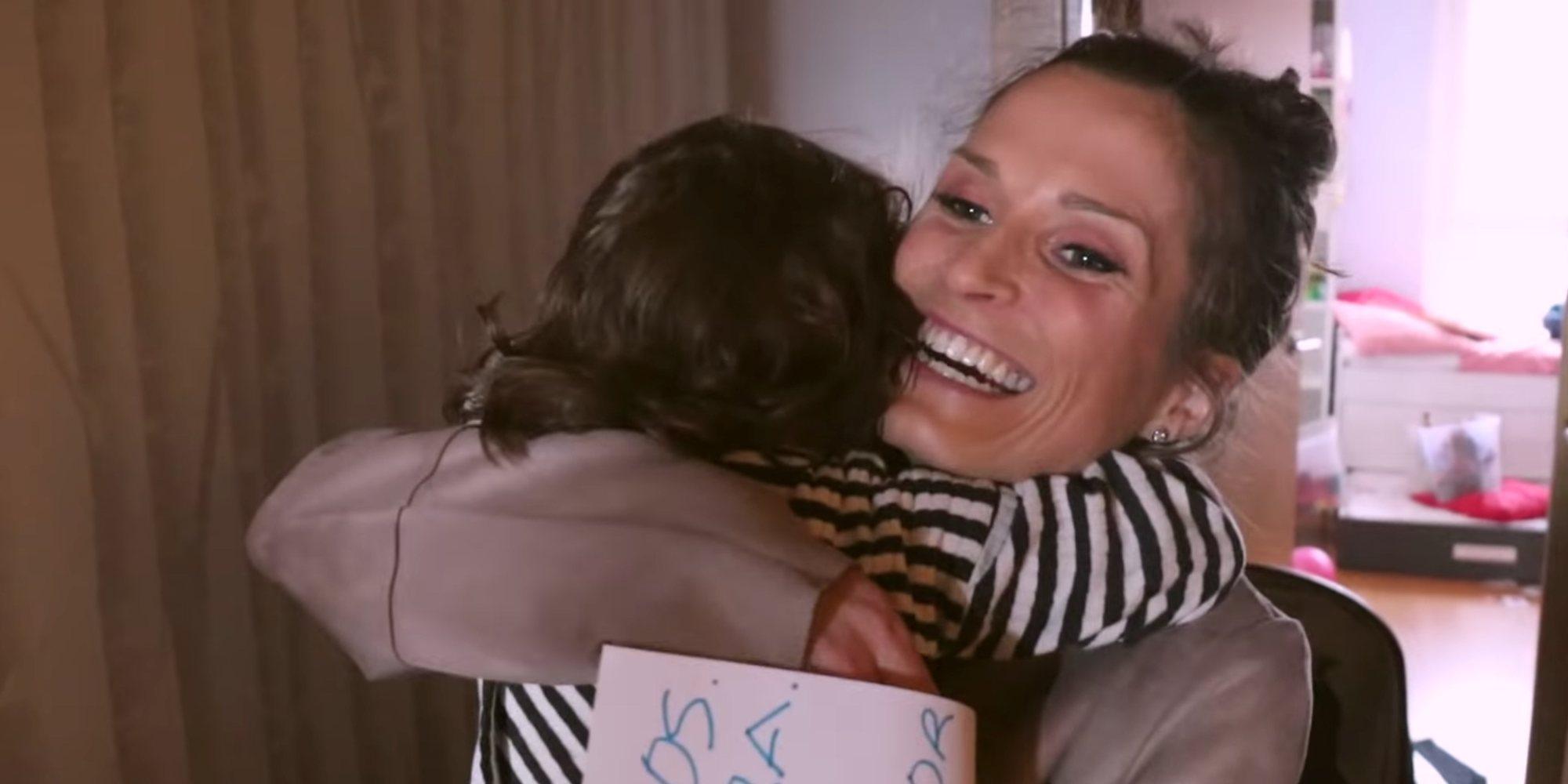 Así fue el reencuentro de Verdeliss con sus 6 hijos tras salir de 'GH VIP 6': abrazos, regalos y lágrimas